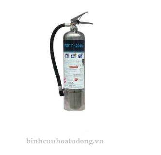 Bình chữa cháy khí sạch HFC-236fa